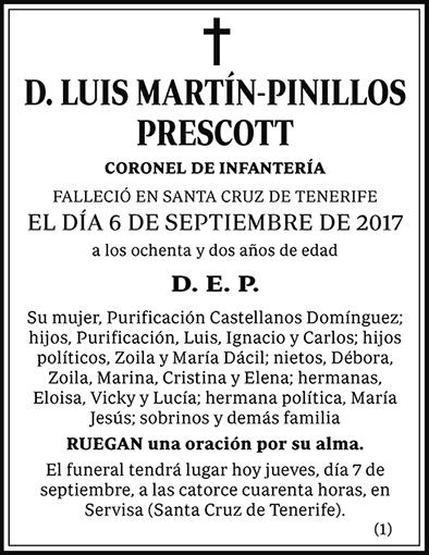 Luis Martín-Pinillos Prescott
